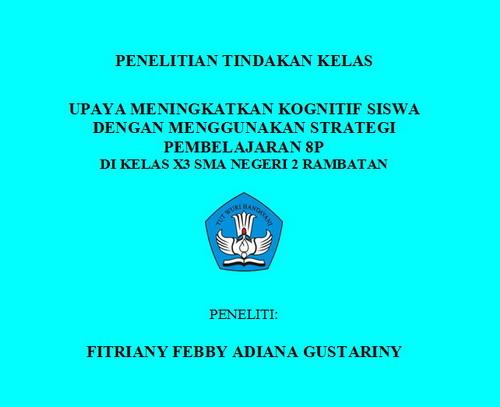 Cover 2 - PTK 1 Kognitif Siswa