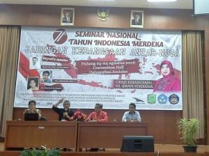 Catatan 2 Seminar Nasional Sejarah: Premanisme Di Sumatera Masa Revolusi