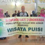 Program Wisata dan Bengkel Puisi Tingkat Asean di Brunei Darussalam