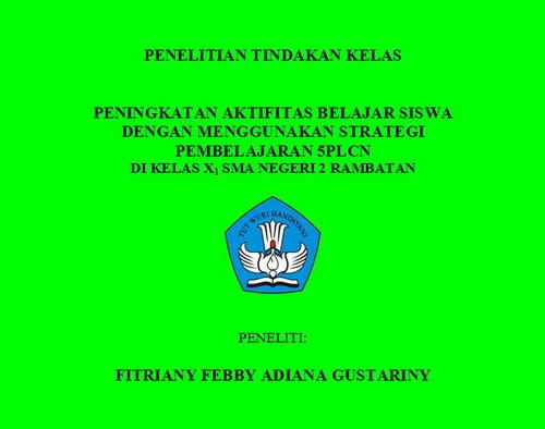 Cover 4 - PTK 2 Aktifitas Belajar