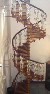 Tangga Spiral Istana Siak