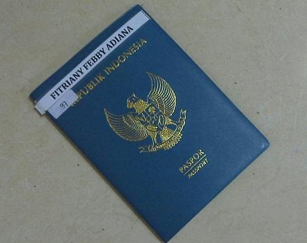 Ini pasporku, ternyata tak sulit pengurusan pembuatan paspor