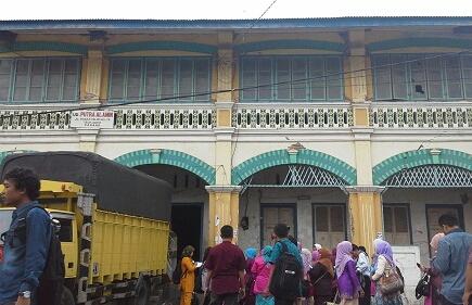 Dokumentasi Foto Gudang Rempah-rempah