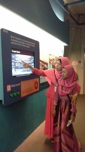 Hall of Tsunami Stories