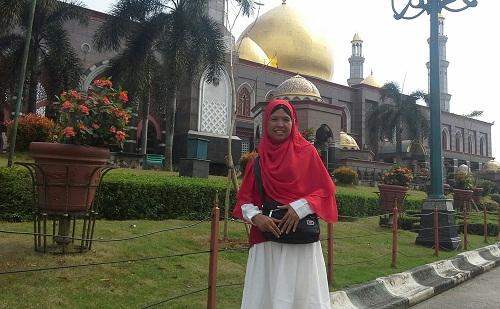 Berkunjung ke Masjid Kubah Emas Depok (Jumat 19 Agustus 2016)