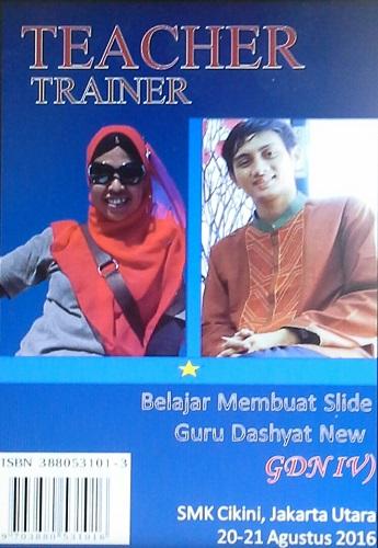 Inilah hasil praktik kelompok membuat cover majalah  (Pelatihan TTW, SMK Cikini Jakarta Utara, Minggu 21 Agustus 2016)