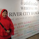 MENUJU RIVER CITY BANGKOK