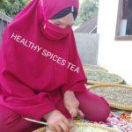 HEALTHY SPICES TEA,  EASY TO MAKE IT (TEH REMPAH SEHAT, MUDAH MEMBUAT)